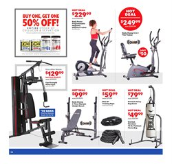 Bikes deals in the Academy weekly ad in Knoxville TN