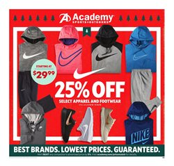 Academy deals in the Liberty MO weekly ad