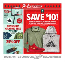 Sports deals in the Academy weekly ad in Baytown TX