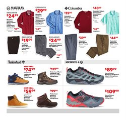 Fishing deals in the Academy weekly ad in Knoxville TN