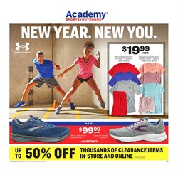 Sports deals in the Academy weekly ad in Owensboro KY