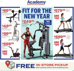 Sports deals in the Academy weekly ad in Rock Hill SC