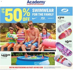 Sports offers in the Academy catalogue in Shreveport LA ( 2 days left )