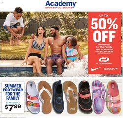 Sports offers in the Academy catalogue in Midland TX ( 9 days left )