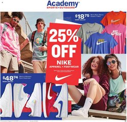 Sports offers in the Academy catalogue in Owensboro KY ( Expires today )