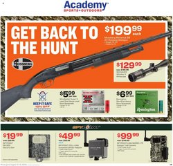 Sports offers in the Academy catalogue in Houma LA ( Expires tomorrow )
