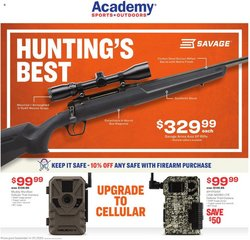 Sports offers in the Academy catalogue in Fort Smith AR ( 8 days left )