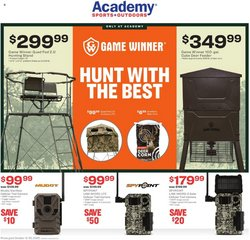 Sports offers in the Academy catalogue in Columbia SC ( 4 days left )