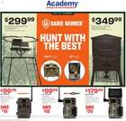 Sports offers in the Academy catalogue in Newnan GA ( 2 days left )
