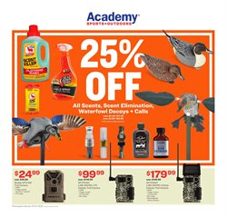Sports offers in the Academy catalogue in Newnan GA ( 7 days left )
