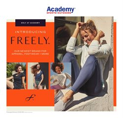 Sports offers in the Academy catalogue in Nashville TN ( 2 days left )
