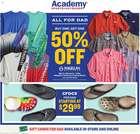 Academy catalogue ( Expires today )