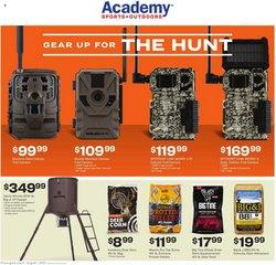 Academy catalog ( Expires today)