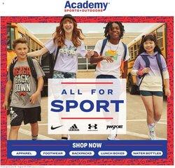 Academy catalog ( 21 days left)