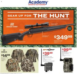 Sports deals in the Academy catalog ( 5 days left)
