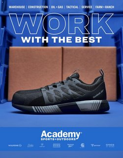 Academy deals in the Academy catalog ( 22 days left)