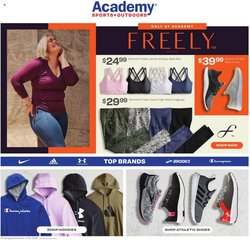 Sports deals in the Academy catalog ( 8 days left)