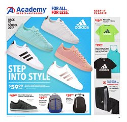 Academy deals in the Orlando FL weekly ad
