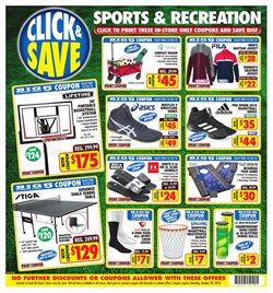 Tennis deals in the Big5 Sporting Goods weekly ad in San Jose CA
