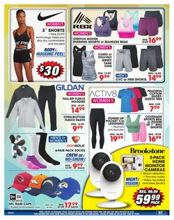 Nike deals in the Big5 Sporting Goods catalog ( Published today)