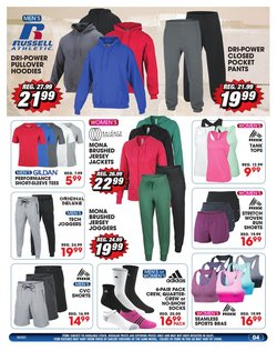 Adidas deals in the Big5 Sporting Goods catalog ( Expires today)