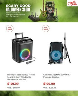 Gifts & Crafts deals in the Guitar Center catalog ( Published today)