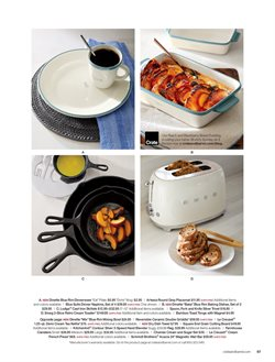 Smeg deals in the Crate&Barrel weekly ad in New York