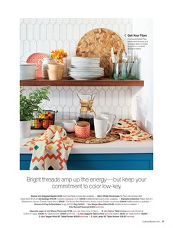 Plates deals in the Crate&Barrel weekly ad in New York