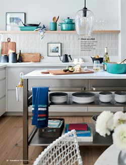Kitchen deals in the Crate&Barrel weekly ad in New York