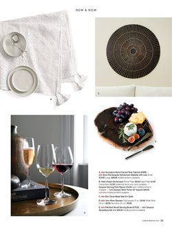 Basket deals in the Crate&Barrel weekly ad in New York