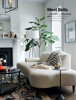 Bella deals in the Crate&Barrel weekly ad in New York