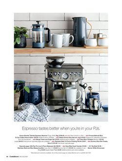Cups deals in the Crate&Barrel weekly ad in New York