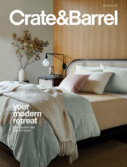 Crate&Barrel catalogue ( Expired )