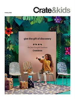 Home & Furniture offers in the Crate&Barrel catalogue in Milwaukee WI ( 2 days left )