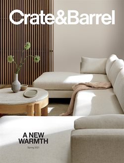 Home & Furniture offers in the Crate&Barrel catalogue in Chicago IL ( 4 days left )