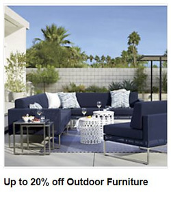 Crate&Barrel deals in the Chicago IL weekly ad