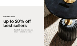 Crate&Barrel coupon in Chicago IL ( 22 days left )