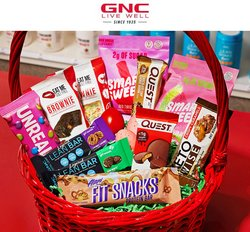GNC catalogue ( 3 days left )
