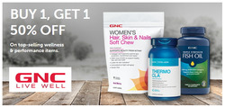 GNC deals in the Sterling VA weekly ad