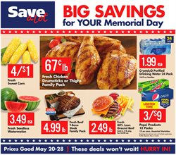 Save a Lot deals in the Cleveland OH weekly ad