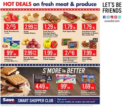 Meat deals in the Save a Lot weekly ad in Johnstown PA