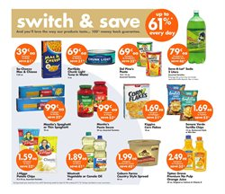 Tours deals in the Save a Lot weekly ad in Lebanon PA