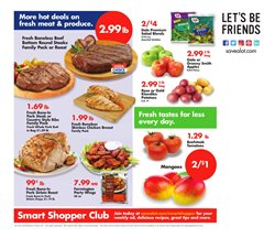 Roses deals in the Save a Lot weekly ad in New York