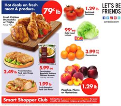 Chicken deals in the Save a Lot weekly ad in Erie PA