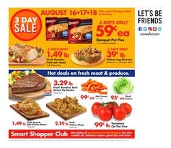 Chicken deals in the Save a Lot weekly ad in Schenectady NY