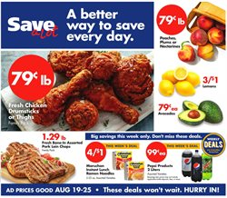 Save a Lot deals in the Raleigh NC weekly ad