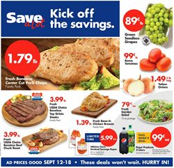 Top deals in the Save a Lot weekly ad in Newark OH