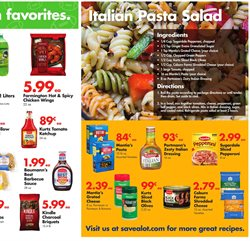 Bowl deals in the Save a Lot weekly ad in Bay City MI