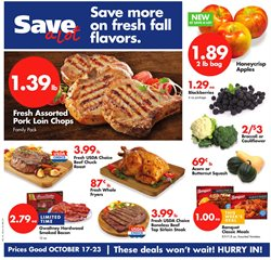 Save a Lot deals in the Zanesville OH weekly ad