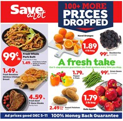 Save a Lot deals in the New Orleans LA weekly ad